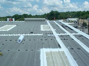 American Weatherstar Houston Tx Roof Repair Metal Roof