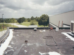 American Weatherstar Houston Tx Roof Repair Single Ply